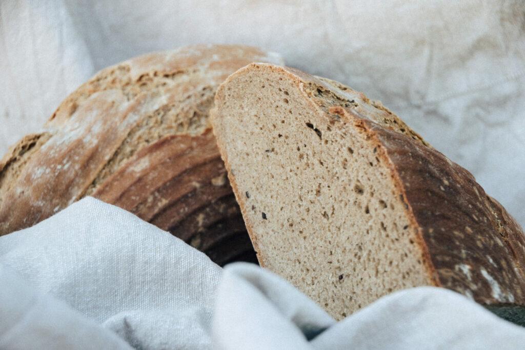 Brot Abhof-Verkauf