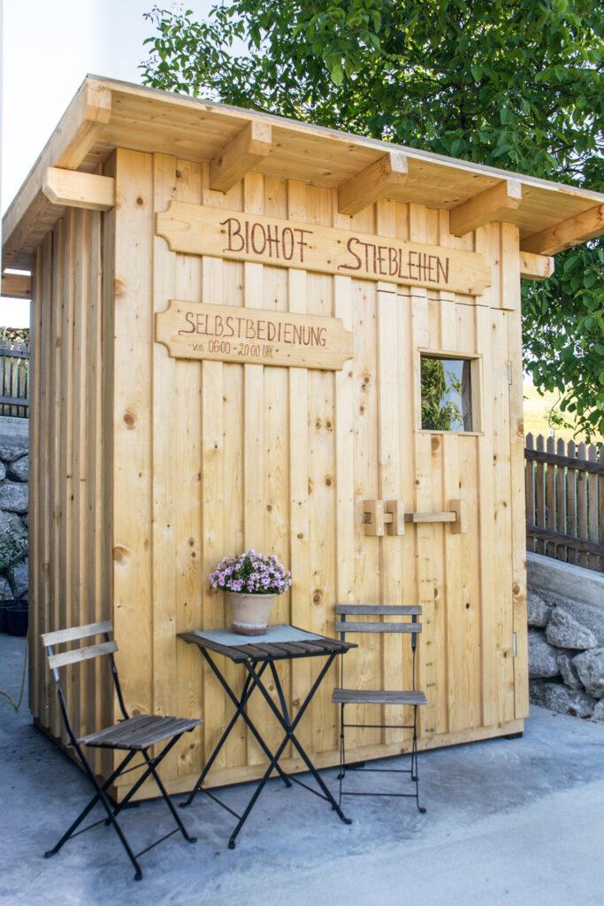 Ab-Hof-Hütte